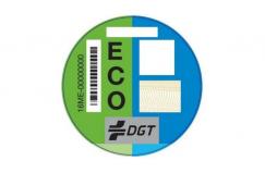 Todo lo que necesitas saber sobre la etiqueta ECO de la DGT