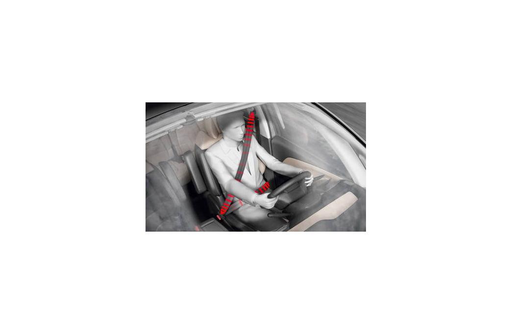 ¿Cuando NO es obligatorio llevar el cinturón de seguridad?